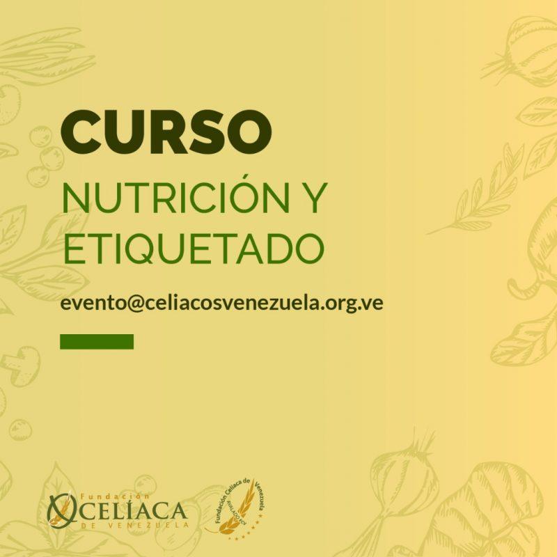 Nutrición y Etiquetado